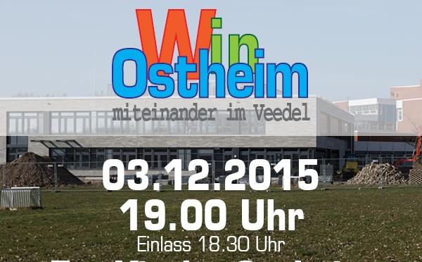 Willkommen in Ostheim – eine Flüchtlingsinitiative gründet sich