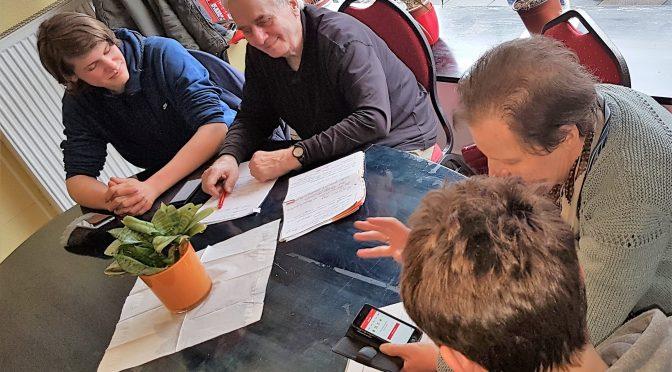 Handy-Sprechstunde in der TaschenGeldBörse